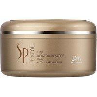 SP Luxe Oil Keratin Restore Mask Wella Máscara Reconstrutora 150ml