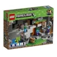 Lego Minecraft - A Caverna Do Zombie