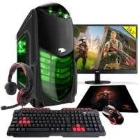 Computador Gamer G-Fire Htg 311 A10 9700 8gb radeon R7 2gb Integrada 1tb Monitor 18,5