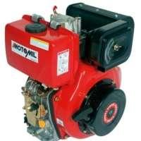 Motor Estacionário à Diesel Partida Manual 10 Hp Md 186 Motomil