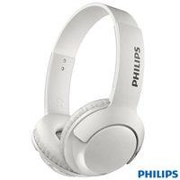 Fone de Ouvido Philips Headphone Bluetooth Branco SHB3075