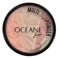Multicolor Powder Ultra Glam Océane Pó Facial