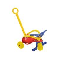 Triciclo Infantil Xalingo Mickey Haste Removível Colorido
