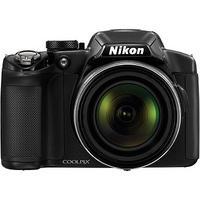 Câmera Digital Nikon Coolpix P510 16.1MP Preta