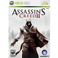 Game Assassin Creed ll Xbox 360