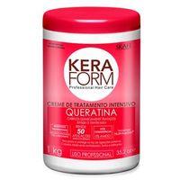 Creme de Tratamento Intensivo Skafe Keraform Queratina 1kg