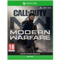 Jogo Midia Fisica Call Of Duty Modern Warfare Para Xbox One