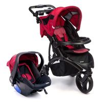 Travel System Off Road Duo Cherry Infanti