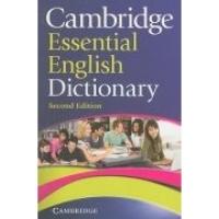 Cambridge Essential English Dictionary, 2011