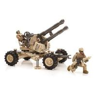 Mega Bloks Mattel Call of Duty Veículo Anti Aéreo