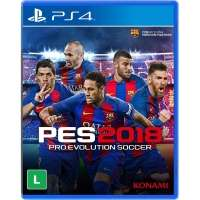 Pro Evolution Soccer PES 2018 Playstation 4 Sony