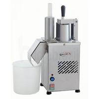 Processador De Alimentos Industrial Becker Prab-200 Inox