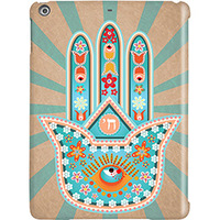 Capa IPad Air Custom4U Hamsa