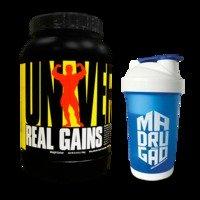 Real Gains (1727g) Universal Nutrition + Multishaker Grátis