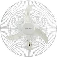 Ventilador de Parede Ventisol Oscilante New Premium 50cm Aço Branco 220V