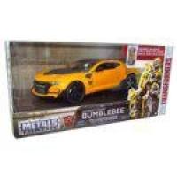 Miniatura Chevy Camaro 2016 Transformers Bumblebee 1:24 Jada Toys