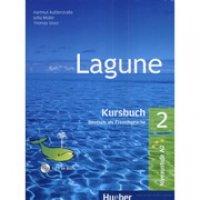 Lagune 2 - Kursbuch Mit Audio-CD
