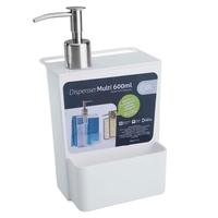 Dispenser Multi Brinox 20719/0007 600ml Branco