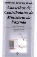 Conselhos de Contribuintes do Ministério da Fazenda