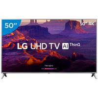 Smart TV LED 50 LG 4K 50UK6520PSA