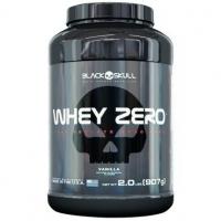 Suplemento Black Skull Whey Zero Chocolate 907g