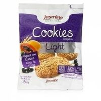 Cookie Jasmine Integral Light Papaia e Cassis 200g