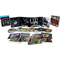 Monsters:The Essential Collection 8 Discos - Blu-Ray - Multi-Região / Reg. 4