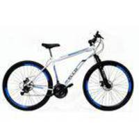 Bicicleta Aro 29 Shimano Freio à Disco Suspensão Velox MTB - Ello Bike