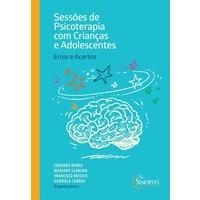 Sessões de psicoterapia para crianças e adolescentes