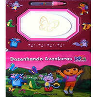Dora, a Aventureira:Desenhando Aventuras