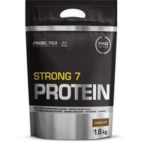 Whey Strong 7 Protein 1800Kg Chocolate Probiótica