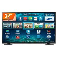 Smart TV LED 32 Samsung LH32BETBLGGXZD Preto