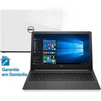 Notebook Dell Inspiron i15-5566-A30B Intel Core 7 i5 4GB 1TB 15,6 2.5 GHz Windows 10 Branco