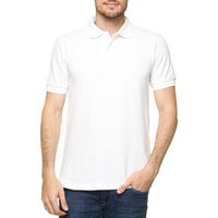 Camiseta Polo Short Co Lisa masc