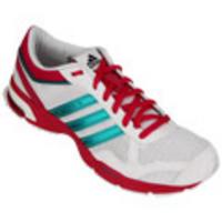 Tênis Adidas Marathon 10 W Feminino Branco e Vermelho  28f857c2188e1