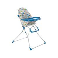 Cadeira De Alimentação Alta Voyage Petisco Bichos 0 A 23kg Azul
