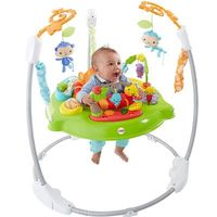 Jumperoo Floresta Tropical Fisher-Price
