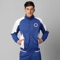 04f2fee2a2a8f Agasalho Cruzeiro Poly Tricot Masculino Azul