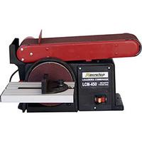 Lixadeira Macrotop LCM-450 Combinada de Bancada 375w
