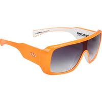 Óculos Evoke Amplifier Laranja Fluor Branco Cinza Prata Gradiente ... d0c49534e4