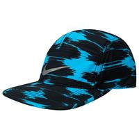Boné Nike Graphic AW84 Preto e Azul  e4a15fd6016
