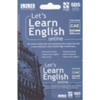 Let's Learn English Card - For Exams - Cae (60 Hours) - Hub Editorial