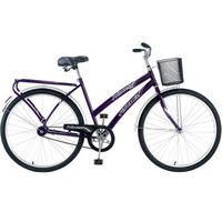 Bicicleta Fischer Princess New CP Aro 26 Violeta
