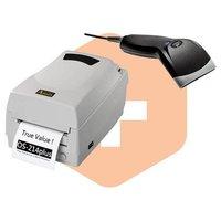 Kit Impressora OS-214 Plus Argox + Leitor BR-400 Bematech
