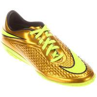 ed48e2a63c Chuteira Nike Hypervenom Gold Phelon TF Masculino Dourado e Preto ...