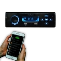 MP3 Player Automotivo First Option MP3-5560 Bluetooth Entrada USB AUX AM FM Atendimento Chamadas