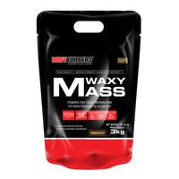 Suplemento Bodybuilders Waxy Mass Refil Chocolate 3kg
