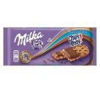 Tablete De Chocolate Ahoy 100g - Milka