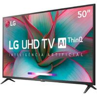 TV 50P LG LED SMART 4K Wifi Comando VOZ - 50UN7310PSC