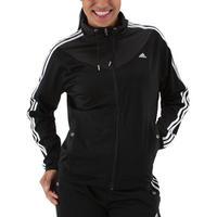 Agasalho Feminino Adidas Clima365 Knit Preto e Branco P  b5fdca97e3e59